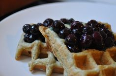 waffles, again and again..