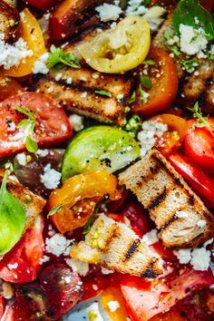 Clean Eating, Food Wishes, Feta, Going Vegan, Kung Pao Chicken, Vegan Recipes, Vegan Food, Salads, Bbq