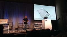 Google I/O: Project Tango LG Tablet Coming To Consumers In 2015 - this could change AAC forever if the right developers get to work on it