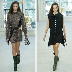 Some Louis Vuitton looks! #PFW