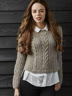 Zara Pattern | Knit Rowan