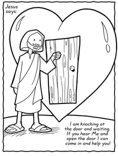 I am the light of the world John 8:12 Free Printable coloring page ...