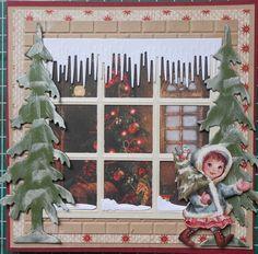 Marianne Design, Scrapbook Designs, Ramen, Advent Calendar, Christmas Cards, Wreaths, Holiday Decor, Handmade, Home Decor