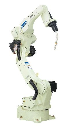 6 axis arc welding robot by DAIHEN Europe. #Industrial machines and equipment on #DirectIndustry.