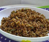 """Cantinho Vegetariano: """"Carne"""" de Couve-Flor e Nozes (vegana)"""