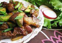 Свинина с кабачками Свинина с кабачками - это очень вкусно! Рецепт с некими…