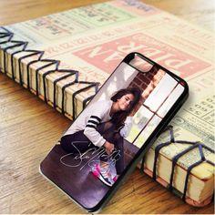 Selena Gomez Signature Cute iPhone 6|iPhone 6S Case