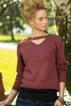 Field Bazaar Sweater pattern by Sachiko Burgin