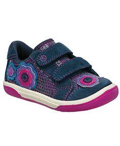 Stride Rite Baby Shoes, Baby Girls Ryder Sneaker - Kids - Macy's
