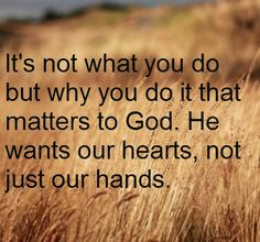 This is so true, sometimes we get so caught up in the doing that we are never just BEING with God!