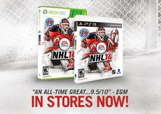 EA SPORTS NHL Hockey Games | NHL Hockey Video Games | EA SPORTS