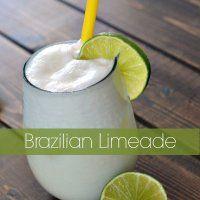 Best Brazilian Limeade