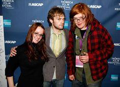 Brett Dennen, Ingrid Michaelson and The Infamous Stringduster's Chris Thile at the Tribeca Film Festival 2008