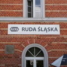 Jest rudo ;) #rudaslaska #miasto #city #slask #silesia #pkp #dworzec #railwaystation #polska #poland
