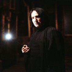 Harry Potter Severus Snape, Alan Rickman Severus Snape, Severus Rogue, Friends Come And Go, Cute Asian Babies, Harry Potter Aesthetic, Harry Potter Universal, Harry Potter Characters, Half Blood
