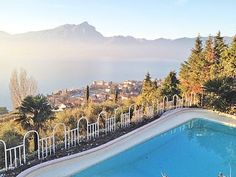 Private Villa with Pool and Stunning Views over Lake Garda