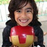 """Sorteo #HasbroHolidays. Gael y su experiencia al estilo """"Iron Man"""".http://checalamovie.net/2012/12/01/sorteo-hasbroholidays-gael-y-su-experiencia-al-estilo-iron-man/#comment-4205"""