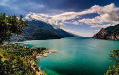 Lake Garda,Italy
