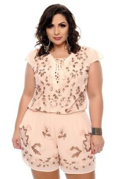 Trendy Fashion Plus Size Outfits Pants Ideas Plus Size Romper, Plus Size Jumpsuit, Plus Size Dresses, Plus Size Outfits, Short Dresses, Plus Size Fashion For Women, Trendy Fashion, Fashion Outfits, Curvy Outfits