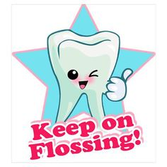 Floss everyday and floss all teeth:)