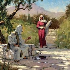 Handmaidens of the Lord: The Woman of Samaria