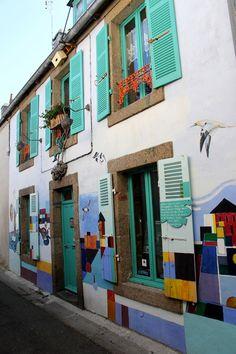 Camaret-sur-Mer. Bretagne . France