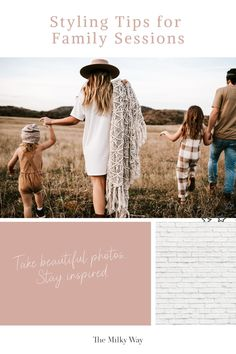 Styling Tips for Family Photography   What to wear to your next family photo session, including tips on color combos. #whattowear #familyphotooutfits #familyphotography #familyphotoshoot #photographytips #familyphotos Urban Family Photography, Milky Way Photography, Children Photography Poses, Outdoor Photography, Lifestyle Photography, Family Photo Outfits, Family Photo Sessions, Family Portraits, Family Photos