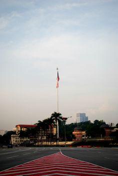 Another side of Dataran Merdeka
