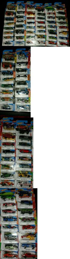 Collections and Lots 73252: 48X Hot Wheels Cars, Trucks, Motorcycles And More, All New In Packages -> BUY IT NOW ONLY: $50 on eBay!