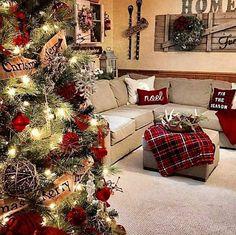 Plaid for Christmas...MIB