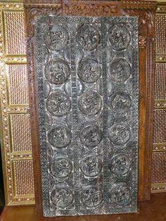 Kama Sutra Door- great idea for a door into the bedroom
