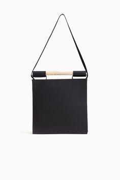 chiyome squared bag.