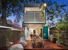 สร้างบ้านแนวลึก สุดเท่ ซ่อนความผ่อนคลายไว้ภายใน « บ้านไอเดีย แบบบ้าน ตกแต่งบ้าน เว็บไซต์เพื่อบ้านคุณ