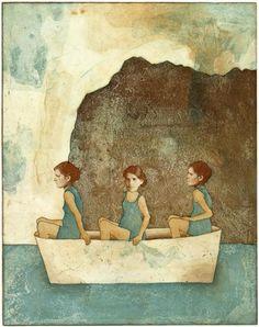 Piia Lehti: Matkalla / On the Road,  2005