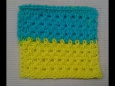 Tunisian Crochet, Elsa, Diy, Youtube, Posts, Crochet Stitches, Tinkerbell, Activities, Log Projects