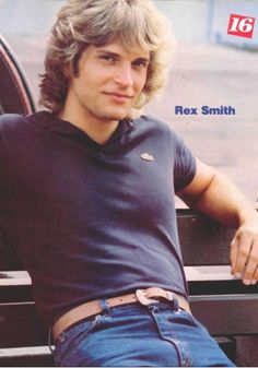 """Rex Smith-""""You take my breath away, and I don't know what to say"""" From the Sooner or Later movie circa 1979"""