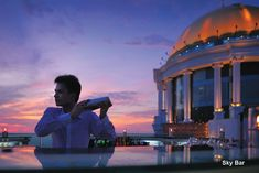 Explore our choices for the best rooftop bars in Bangkok, the very cosmopolitan capital of Thailand.
