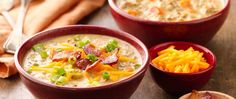 How do you make chicken wild rice soup even better? Make it in the slow cooker, and add bacon!