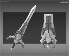 ArtStation - Weapons, Krot Art