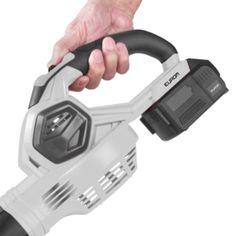 Eurom 18V accu bladblazer/ruimer leaf blower