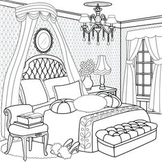 Mom Coloring Pages, Barbie Coloring Pages, Free Adult Coloring Pages, Printable Coloring Sheets, Cartoon Coloring Pages, Free Coloring, Coloring Books, Sweet Drawings, Easy Drawings