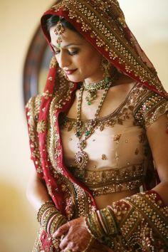 Indian Bridal Wear, Indian Weddings, Bridesmaids in Saris | Bridal Banter Blog