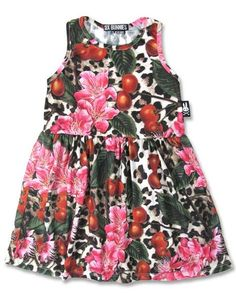 Shop online for Six Bunnies Leo Cherry dress for $34.90 with FREE* shipping in Australia! A stunning stretchy rockabilly dress for girls between 2years and 10years. An all-over leopard and cherries print!
