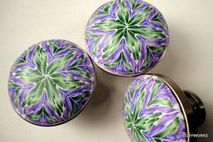Gentil Purple Cabinet Knobs For My Kitchen :) | For The Home | Pinterest | Purple  Cabinets, Kitchens And Cabinet Drawers
