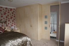 Hide the ensuite with matching doors... #bedroom #furniture #york #yorkshire