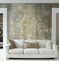 벽 무늬가 눈에 띄는 인테리어interior 사진 모음들 입니다.