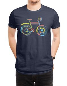 d94b7942015a Bicyrcle Hero Shot Shots, Cool T Shirts, Hero, Cool Stuff, Students,
