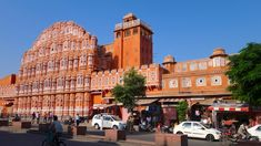 Hawa Mahal Jaipur, San Francisco Ferry, Places To Visit, Asia, Street View, Country, City, Building, Travel