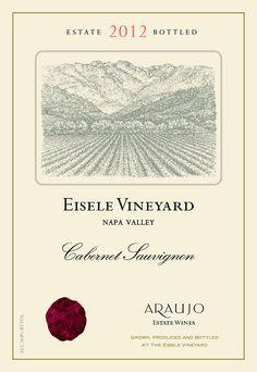Araujo Estate Wines - Cabernet Sauvignon