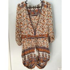 LOWEST PRICE: Spell and The Gypsy Playsuit Size 6 flawless condition!NO TRADES Spell & The Gypsy Collective Dresses